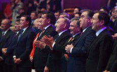 Participation in the opening ceremony of the Year of Uzbekistan in Kazakhstan