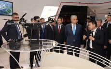 "President Kassym-Jomart Tokayev visited the office of ""Hikvision"" company"